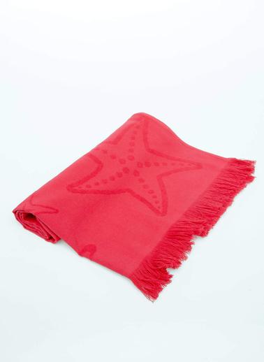 DeFacto Plaj Havlusu Kırmızı